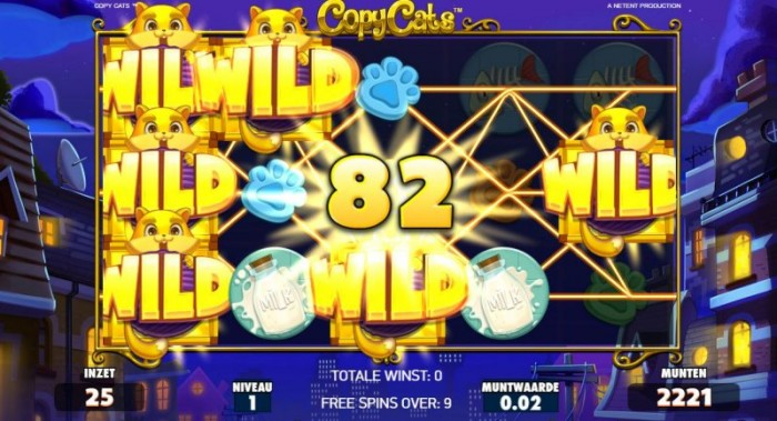 Copy-Cats-Free-Spins