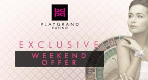 PlayGrand promotion welcome bonus slots