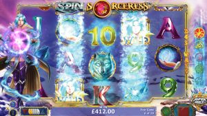 Spin Sorceress features nextgen gaming