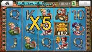 Subtopia multiplier slot net entertainment