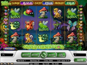 Super Lucky Frog net entertainment slot