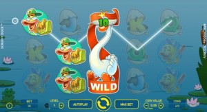 Scruffy Duck net entertainment slot how to play