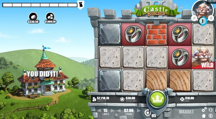 Casino Builder II Game View