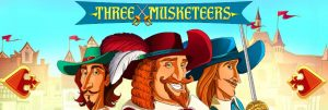 Three Musketeers red tiger gaming slot
