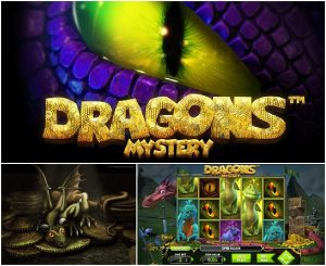 Dragons mystery stakelogic slot bonus