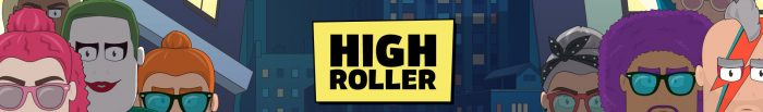 High Roller casino welcome 2