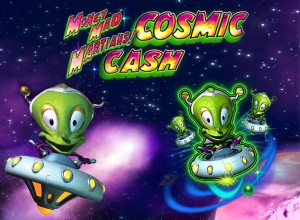 Money Mad Martians Cosmic Cash